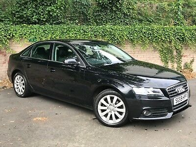 2009 59 Reg Audi A4 2.0 Tdi Se Diesel Saloon Full History And Hpi Clear