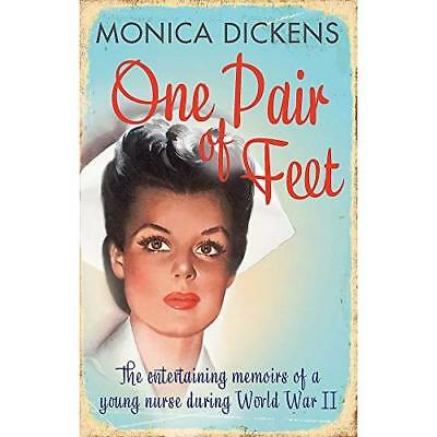 One Pair of Feet: The Entertaining Memoirs of a Young N - Paperback NEW Dickens,