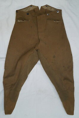 WW1 British Trousers Named To The County of London Yeomanry