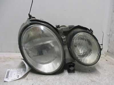 2001-2002 Mercedes-Benz CLK Series  Passenger RH Head Light Lamp OEM