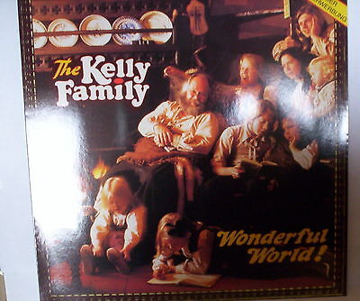 LP The Kelly Family Wonderful World