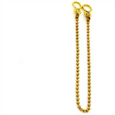 Securit Sink Chain Ball Brass, 300mm