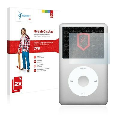 2x Vikuiti Film Protection CV8 de 3M Apple iPod classic 160 GB 7. Génération