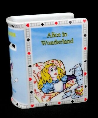 Alice in Wonderland's Teaparty Cafe by Cardew Design 2010 Saving Book Money Bank