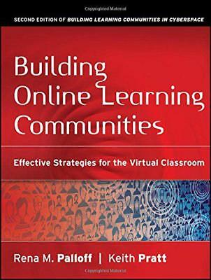 Bâtiment Online Learning Communautés : Efficace Strategies pour Virtual Class