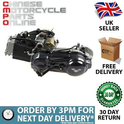 125cc Scooter Engine 152QMI with 410mm Case for FT125T-27 (ENG070)