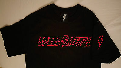Speed Metal Bearings T-Shirt S Independent Thrasher Zero Flip Baker Anti Hero