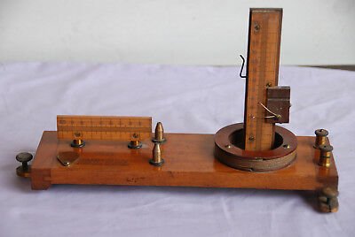 Hibberts Patent Magnetic Balance Early 20th century ( Patent 1903 )