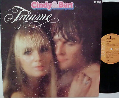 "Cindy & Bert: "" Träume "" Top Lp"