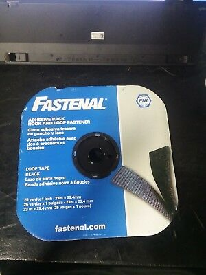 Fastenal Adhesive Back Loop Tape 45769 - 60 Day Warranty