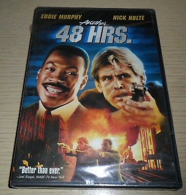 Another 48 Hrs. (DVD, 1999) .. sealed new