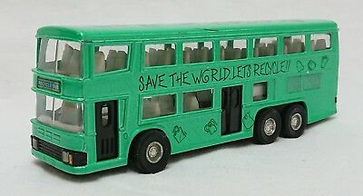 Tins Toys T621 Recycle Bus - Save the World , Lets Recycle 1:76