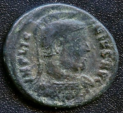 "Ancient Roman Coin "" Licinius I "" 308 - 324 A.D. REF# S3708 19 mm Diameter"