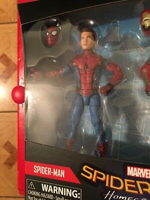 Marvel Legends Series Homecoming 2-pack exclusive SPIDER-MAN Tom Holland (loose)