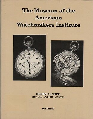 The Museum of the American Watchmakers Institute by Henry Fried