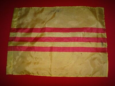 Vietnam War ARVN South Vietnamese Army Small Size Battle Flag