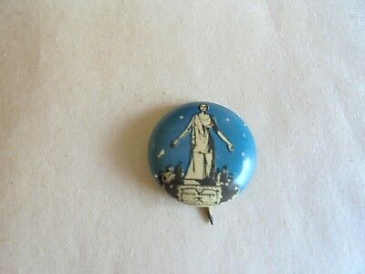 Vintage Chicago Community Chest Charity Cause Pinback Button