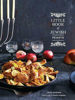 Little Book of Jewish Feasts by Leah Koenig Hardcover Book Free Shipping!