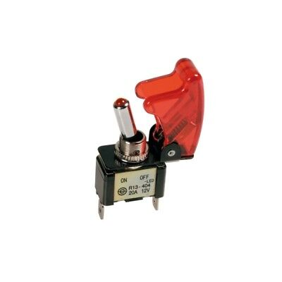 45556 - Schalter Rot on/off switch 12V 20A
