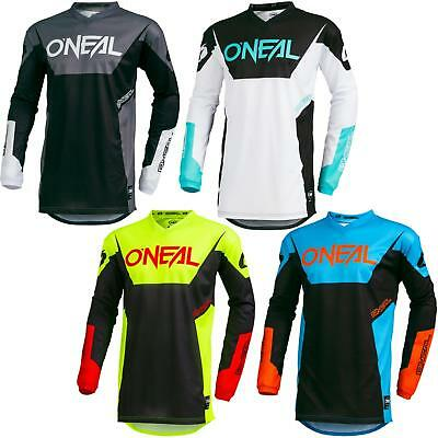 O'Neal Element Racewear Motocross Jersey MX Enduro Cross Trikot Mountain Bike