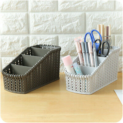 New Study Storage Basket Box Bin Container Organizer Clothes Laundry Home Holder