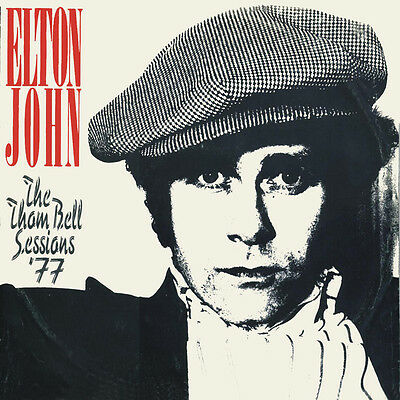 "Elton John The Thom Bell Sessions '77 Ltd 12"" Ep Record Store Day 2016 Disco"