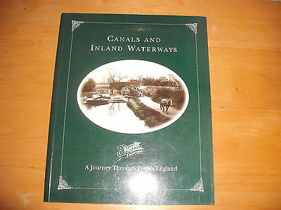 CANALS AND INLAND WATERWAYS Francis Frith PB 1996 Photographs History Boats Rare
