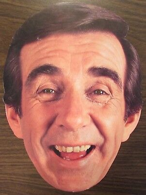 VINTAGE 1980s JOLLY JOHN MASK~ SACO-BIDDEFORD MAINE FORD DEALER~PORTLAND TV