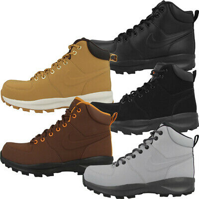 Nike Manoa Leather Boots Stiefel Leder Schuhe Stiefelette diverse Farben