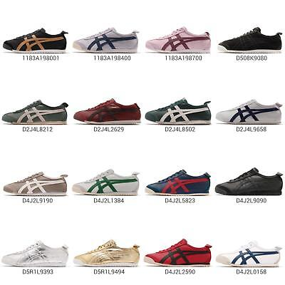 low priced 6de56 558f4 ASICS ONITSUKA TIGER Mexico 66 / Vin Vintage Men Running Shoes Sneakers  Pick 1