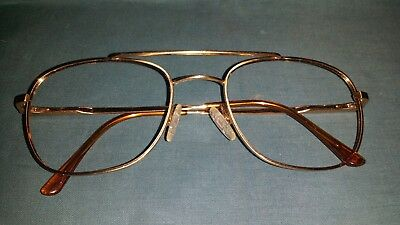 Randolph Fg Eyeglass Frame Gold 55 20 140 Spectacles Optometry Fgn Style Trend