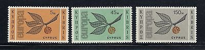 CYPRUS 1965 EUROPA complete VF MNH