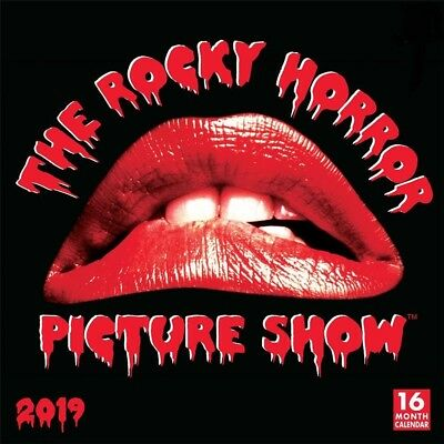 Rocky Horror Picture Show  Wall Calendar, Classic Movies by Sellers Publishing