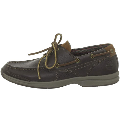 TIMBERLAND EARTHKEEPERS HULLS COVE BOAT SHOES Mens 8.5~42