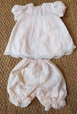 7e5f3f87465f Feltman Brothers Baby Girls Dress, 6m,Embroidery and Lace,New with Tags