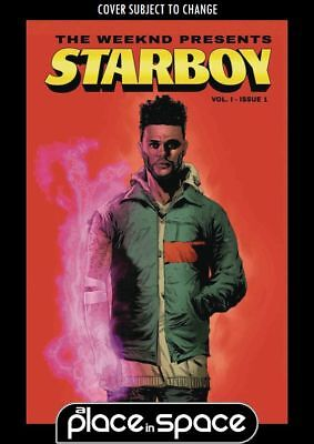 The Weeknd Presents: Starboy #1 - 2Nd Printing (Wk30)