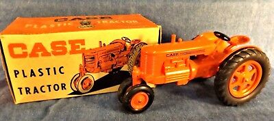 CASE SC TRACTOR from 1951 - GREAT CONDITION - ORIGINAL BOX