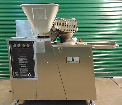 Scale o matic S300 dough divider rounder AM Mfg S300 divider rounder