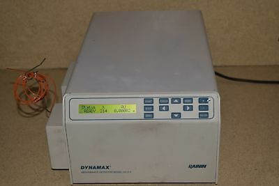 Rainin Dynamax Absorbance Detector Model Uv-D Ii