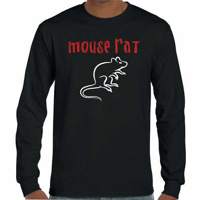 Mouse Rat T Shirt Scarecrow Boat Ninja Andy Dwyer The Awesome Album Music Logo