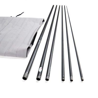 """LOOP Fly Rod Blank Cross S1 10/' 7/"""" 7 Weight 4 Piece with rod sock"""
