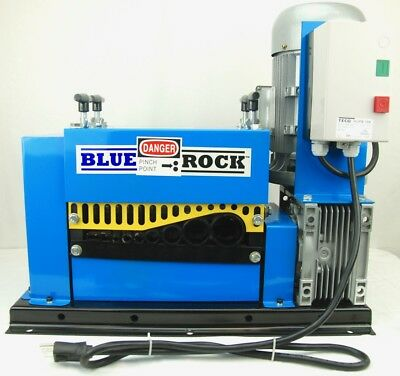 Copper Wire Stripping Machine by BLUEROCK Tools Model WS-212 Stripper