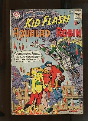 Brave And The Bold #54 (4.5) 1St Appearance Of The Teen Titans
