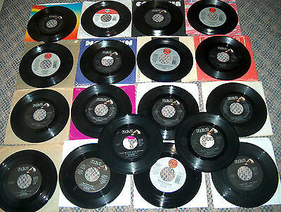Country C&W Record Lot of 45 RPM ALABAMA collection of 20 different records