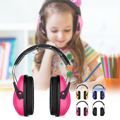 Child Kid Baby Earmuffs Hearing Protection Infant Ear Muffs Noise Reduction Soft