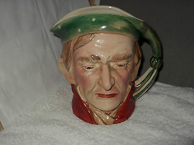 Large Beswick Character Jug Of Scrooge  Number 372