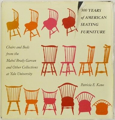 Antique American Chairs & Beds Seating Furniture - Garvan Collection @ Yale