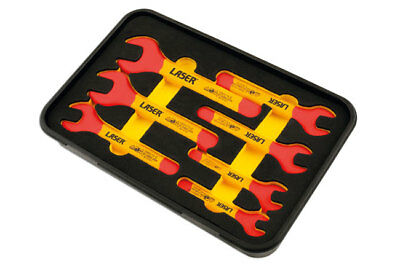New! Laser Tools 6048 Insulated Wrench Spanner Set 7pc