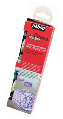 Pebeo 20 ml Prisme Discovery Collection, Assorted Colours