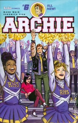 Archie (2nd Series) #6A 2016 FN Stock Image